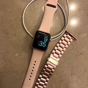 Apple Watch - Rose gold
